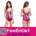 venta caliente atractivo lindo niña niño el patrón de los modelos de traje de baño