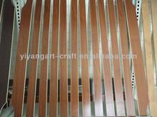 1110U -type bed slats for massage bed