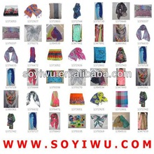 Tie Football Scarf manufacturer wholesaler from Yiwu Market for Scarf & Scarves