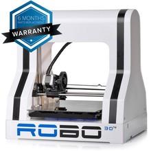 Personal Home User's Portable ROBO 3D Printer, Premium 3D Printer Machine