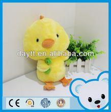 Soft plush toy chicken stuffed toy plush yellow stuffed chicken toys
