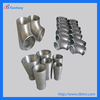 sand blasting large od grade2 90E(LR) Sch40s welding elbow supplier in Baoji China