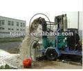 diesel bomba de água para irrigação set
