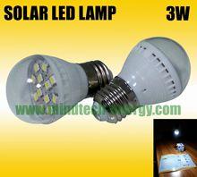 High power 3w 5w 9w led bulb light e27 low energy, solar light bulb