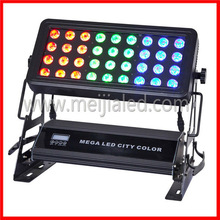 4in1 RGBW led wall washer 360W led high power wash wall in china