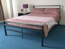 cheap antique K/D iron bed furniture