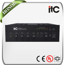 ITC T-30CA 30W Small Power Start Digital Class D Mixer Audio Amplifier for PA System