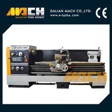 CS6266C China Manufacturer for Sale Big Bore High Precision Metal Lathe Horizontal Dalian Machine Tool