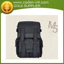 Strong Water-repellent Canvas Digital Camera Backpack Bag OEM