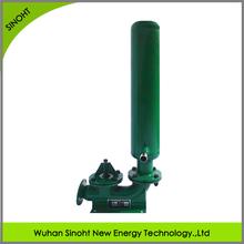 wuhan sino-ht brand free energy water pumping machinery hydraulic ram water ram pumps HT-ZZ-50