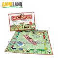 personalizado de propriedade comercial do jogo jogos de tabuleiro de impressão