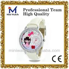 2015 wholesale mini world brand name custom logo watches 634