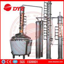 stainless steel pot still distillation for sale