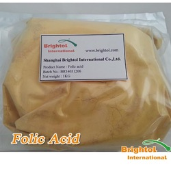 High purity Folic Acid (Vitamin B9)