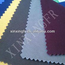 fine quality 200gsm 100%cotton FR Denim Indigo blue for clothing