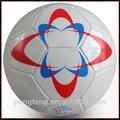 Promoiton pvc balón de fútbol/de fútbol en china