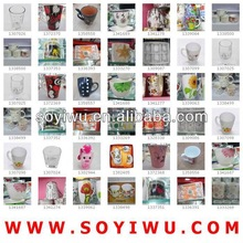 GLASS WATER FILTER PITCHER Manufacturer from Yiwu Market for Cups & Mugs