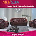 kaliteli modern yumuşak rahat oturma odası deri koltuk a681