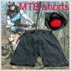 padded Cycling shorts moutain bike cycling wear MTB Shorts