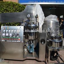 small volume emulsion machine for shoe polish/paint/glue/asphalt, vacuum mixing machine