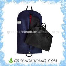 Luxury foldable PP non woven garment bag