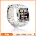 2014 nuevos productos bluetooth reloj teléfono inteligente