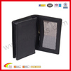 Wedding place card holders,expandable pocket - thin slim billfold credit card case,pu card holder