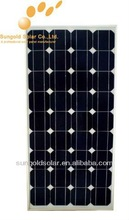 130w office solar panels,on-grid PV power station solar panels,department solar panels