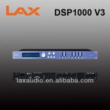 LAX DSP1000 V3 professional audio system digital signal processor