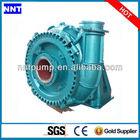 High Quality Ruber Or Metal Lined Slurry Pumps