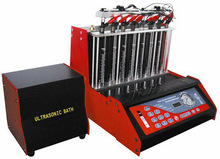 Newly developed products Leakage huntingBC-8H Auto Fuel Injector Cleaner and Tester