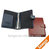 clip folder,leather folder for interview,a4 folder