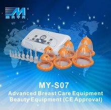 Caliente my-s07 la ampliación del pecho de masaje/desnuda de mama masaje mejorar( la aprobación del ce)