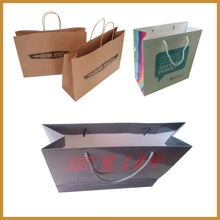 brown kraft paper bag/brown paper bag/craft paper bag
