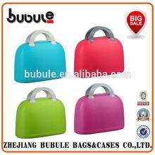 Elegant design women bags 2014 make up bag cosmetic case