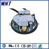 For industrial led lighting 80W high efficiency open frame circular led driver