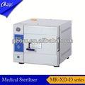 Mr-xd50 tapa de la mesa el certificado de la norma iso de alta presión de vapor esterilizador autoclave