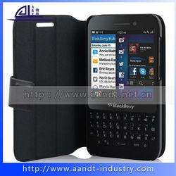 Unique PU Phone Case For Blackberry Q5 Universal Leather Case