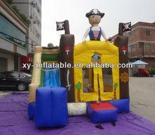 Pirata barato pvc brinquedos infláveis para crianças brinquedos infláveis usados para venda