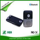 Portable solar bluetooth handsfree car kit speakerphone support music play HF-710