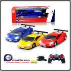 New design 4 ch 1:18 scale racing car mini rc car drifting