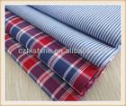 100 Cotton Y/D Plaid & Stripe Fabric