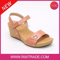 2014 manufacturer new feminine shoes woman sandals