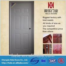 HL-105 Single leaf galvanized steel fire rated door