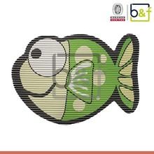 Fish Shape Anti-slip Shower Room Cute Mini Shower Mat