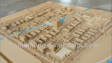 SH model new product / wood house model for residential planning