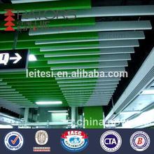 Very attractive Aluminum false ceiling details