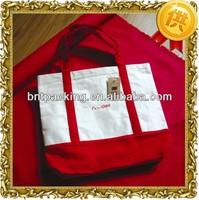 high quality promotional cotton bag, cotton road bag
