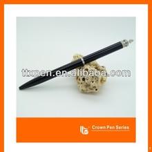 Slim Crown Pen in Black