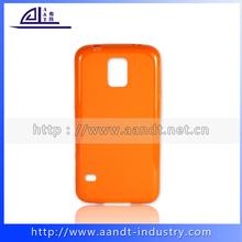 Slim tpu cover matte case for samsung galaxy s5 i9600